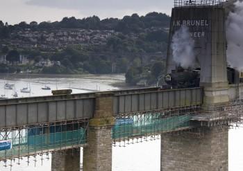 Cornish Steam Power