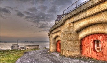 Fort and Harbour HDR