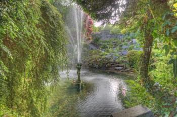 Lukesland Fountain