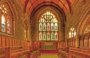 Lustleigh Church DESAT