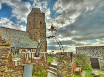 St Werburgh Lantern