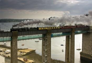 Steam Train on Brunel
